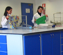 Kumaş Test Lab.